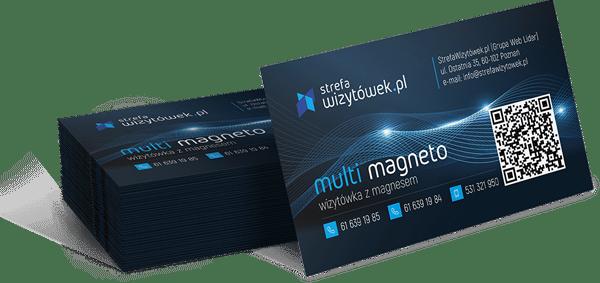 Wizytówka Multi Magneto